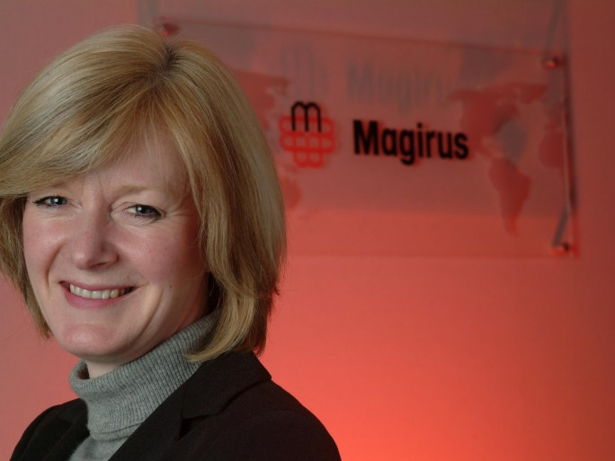 Denise Bryant, MD of Magirus UK