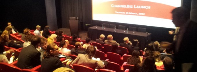 The launch of ChannelBiz, 15th March 2012