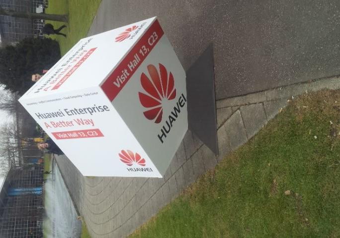 Huawei at Cebit