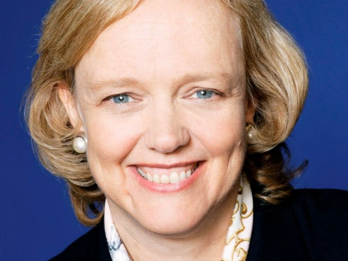 Meg Whitman, CEO of HP
