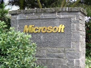 Microsoft campus Seattle