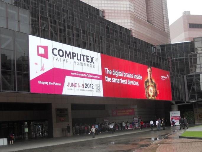 Computex 2012 in Taiwan