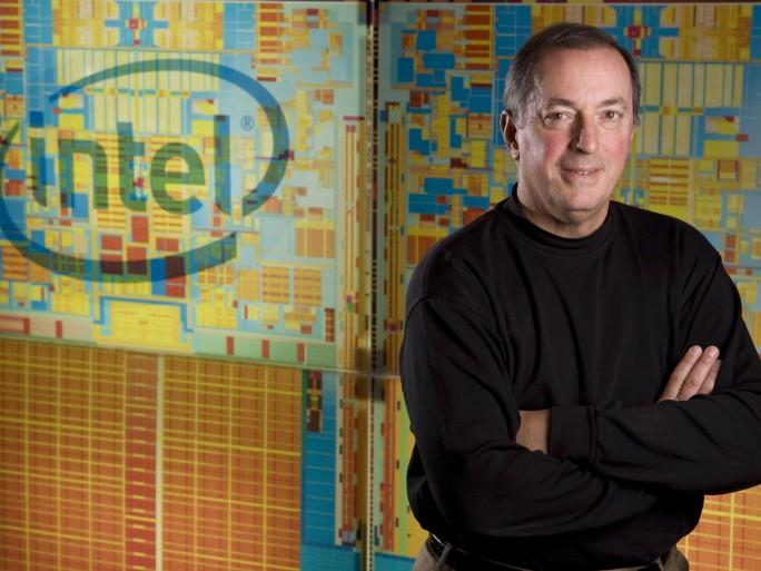 Intel's Paul Otellini