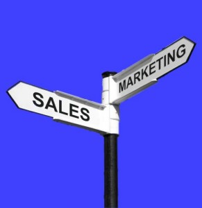 Sales v marketing