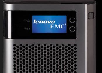 LenovoEMC NAS storage faked