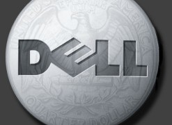Dell Button Logo - financial