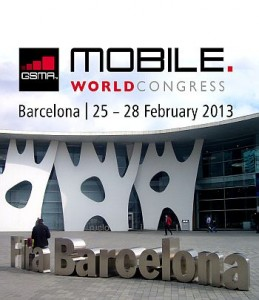 MWC Mobile World Congress 2013