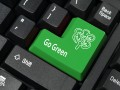 Green keyboard carbon © pryzmat Shutterstock