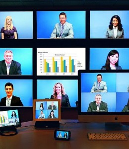 Video conferencing multipoint