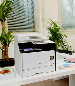 Canon i-Sensys MF8580Cdw MFP printer