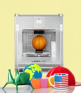 CubeX Cubify 3D printer