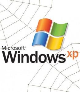 Windows XP cobwebs