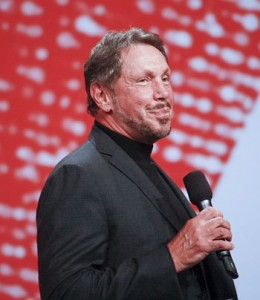 Larry Ellison, Oracle