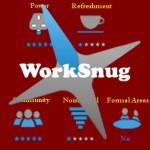 WorkSnug Workspace Guide For Road Warriors Reaches Milestone