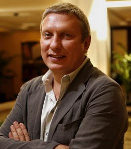 Veeam president and CEO Ratmir Timashev