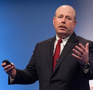 Microsoft COO Kevin Turner
