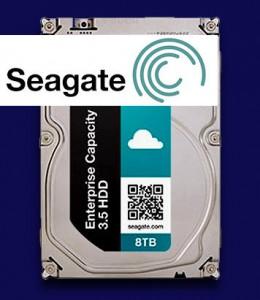 Seagate 8TB drive