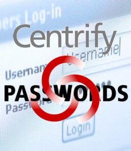 Centrify passwords
