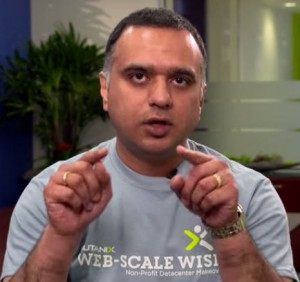 Nutanix CEO & Co-Founder Dheeraj Pandey