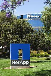 NetApp Headquarters California