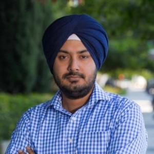 Jaspreet Singh of Druva