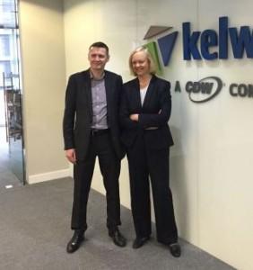 Kelway Meg Whitman HPE