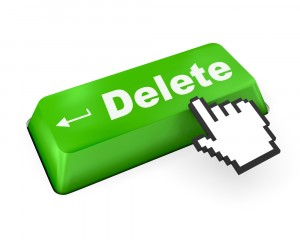 Delete Erase Backup Disaster Recovery