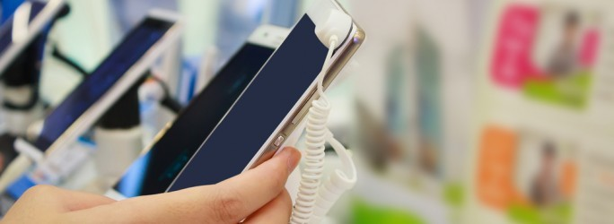 British shoppers are being ripped off by mobile phone shops