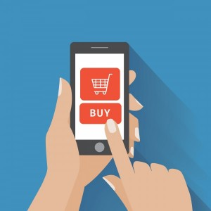 Shopping Mobile ecommerce