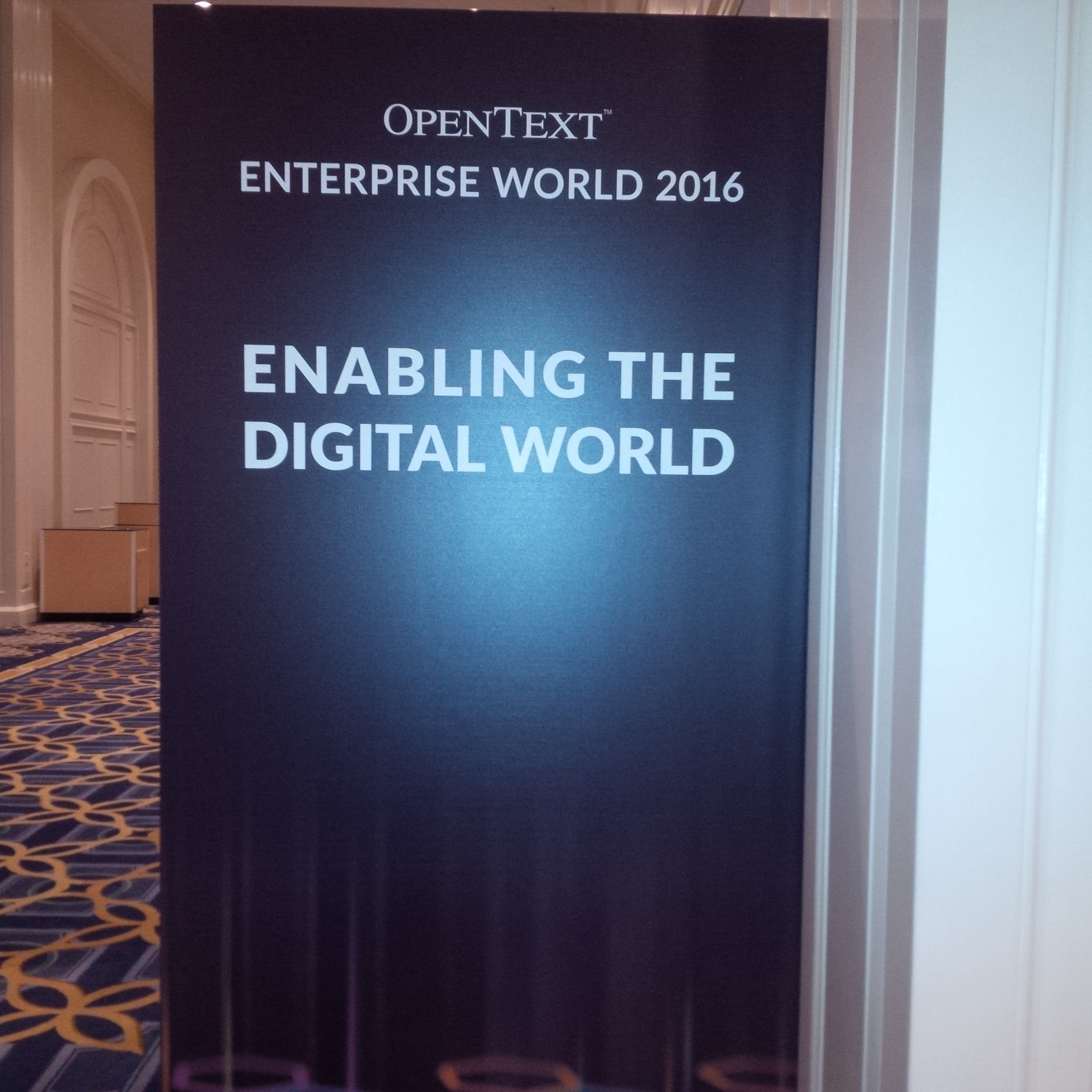 Digital or die' says OpenText as firms face data hurdles