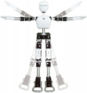 Robot robobuilder-uxa-90-humanoid-robot-large