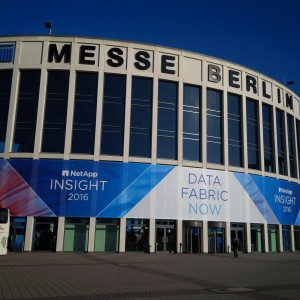 NetApp Insight Berlin 2016