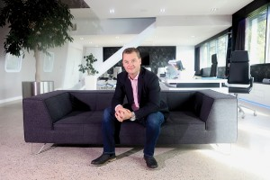 UKFast CEO Lawrence Jones