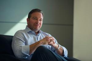Cohesity VP of worldwide sales, Mark Parrinello