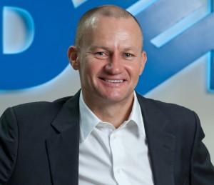 Michael Collins, SVP, channel at Dell EMC EMEA