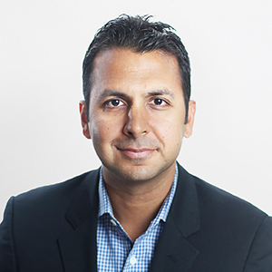 Alan Chhabra, global VP of partners at MongoDB