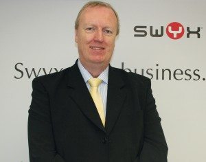 Mark Russell, Director Operations UK & Ireland at Swyx